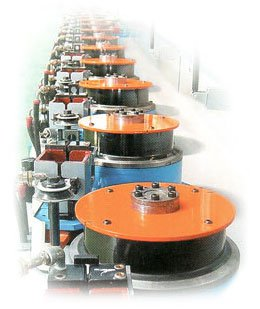 Production of low-carbon steel wire